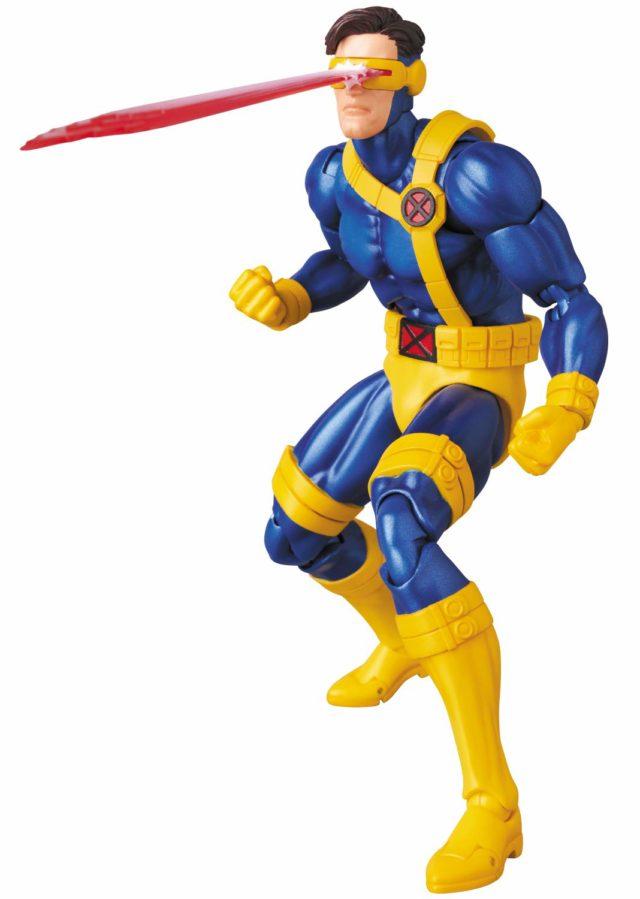 Medicom MAFEX Cyclops Figure Shooting Optic Blast Effects Piece