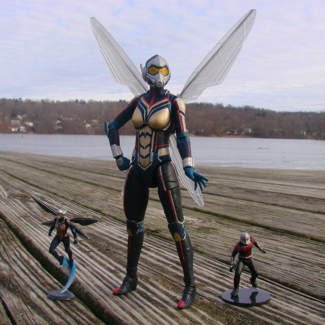 The Wasp Marvel Select Figure Disney Store Exclusive