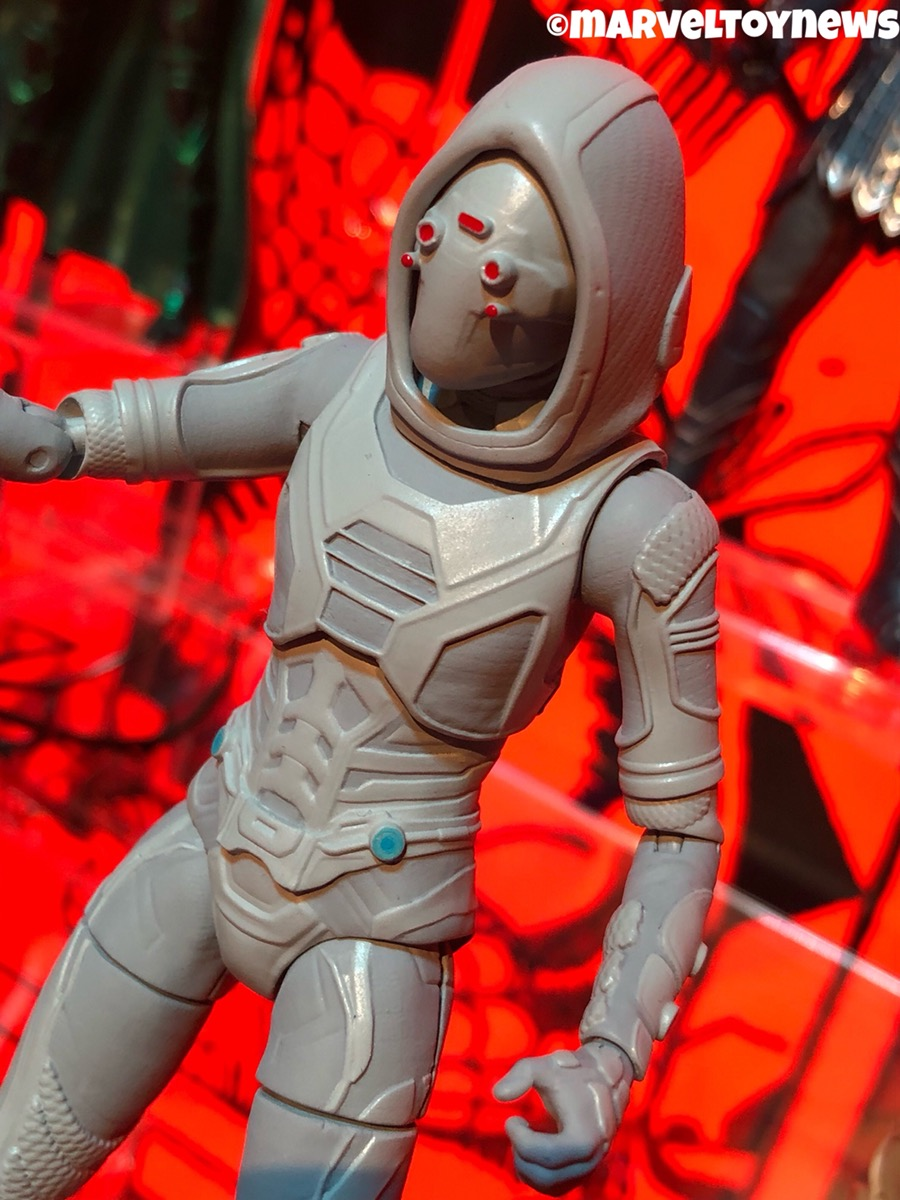 """Marvel Legends Movie Ant-Man /& Wasp GHOST 6/"""" Action Figure 80th Anniversary"""