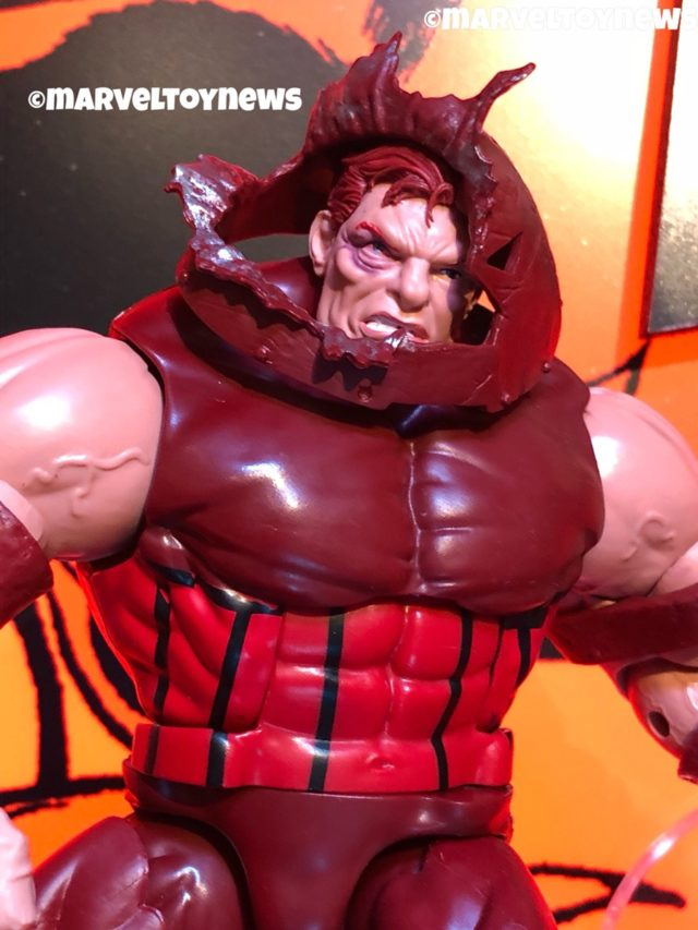 2019 NY Toy Fair Marvel Legends Juggernaut Hasbro Figure