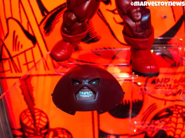 Marvel Legends 2019 Juggernaut Helmet at NY Toy Fair 2019