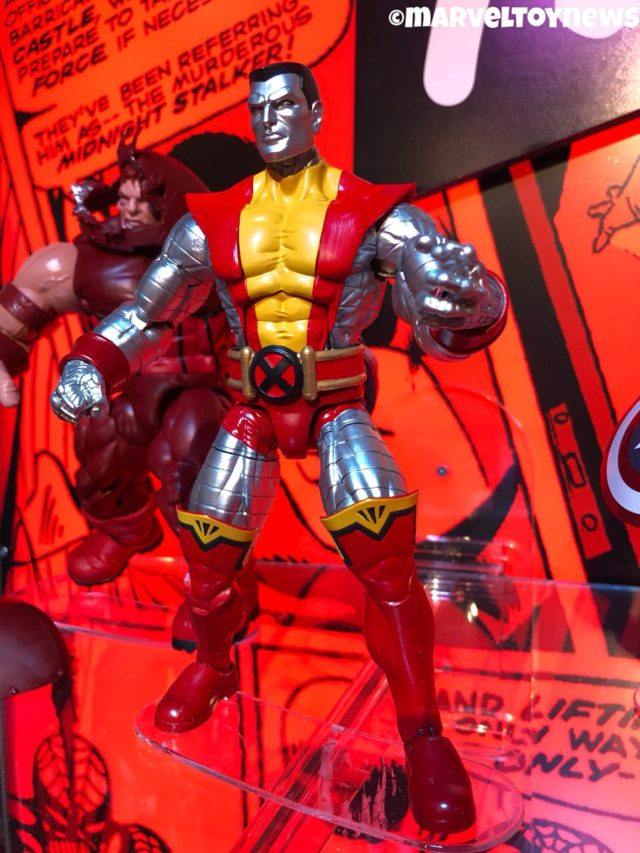 Marvel Legends 80 Years of Marvel Colossus Figure