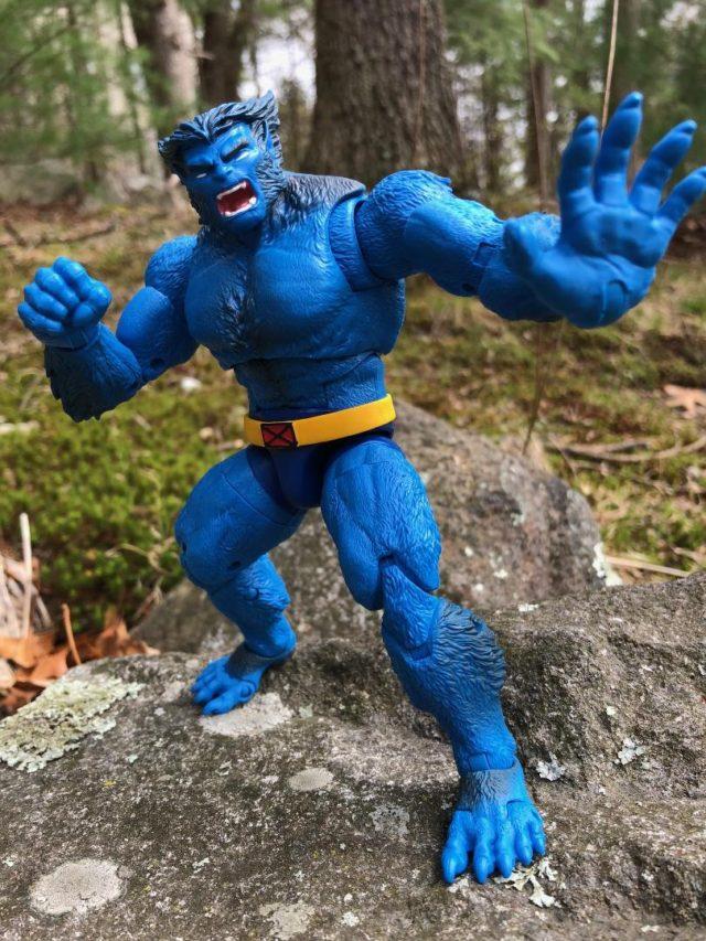 2019 Marvel Legends X-Men Beast 6 Inch Figure