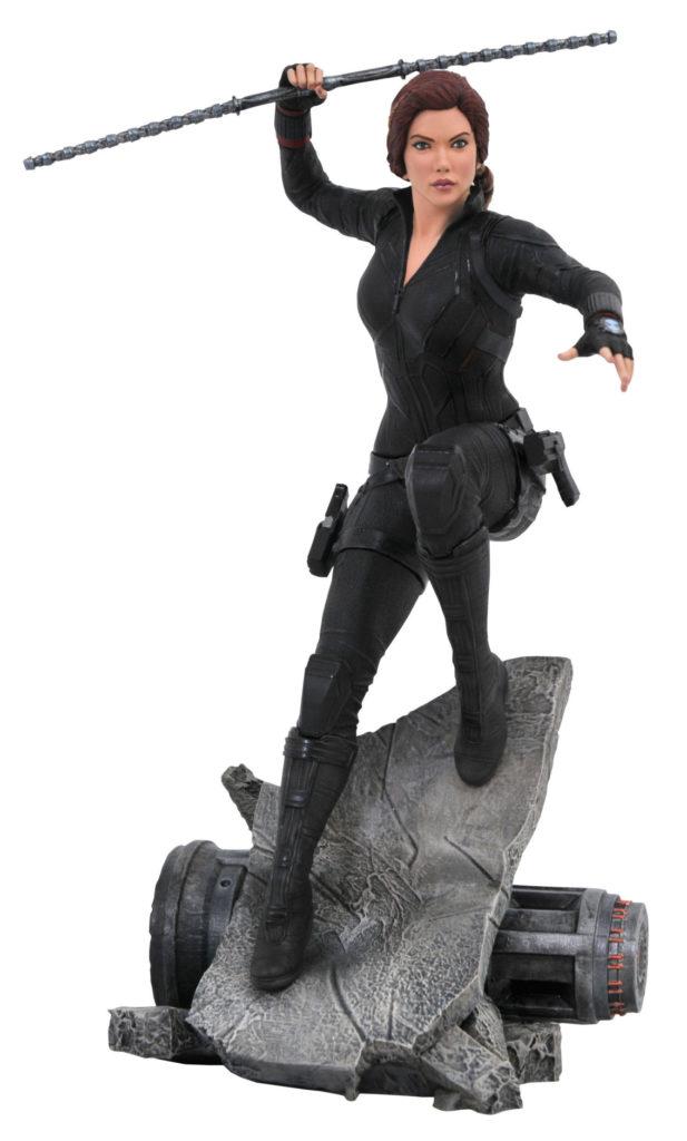 Avengers Endgame Marvel Premier Collection Black Widow Statue