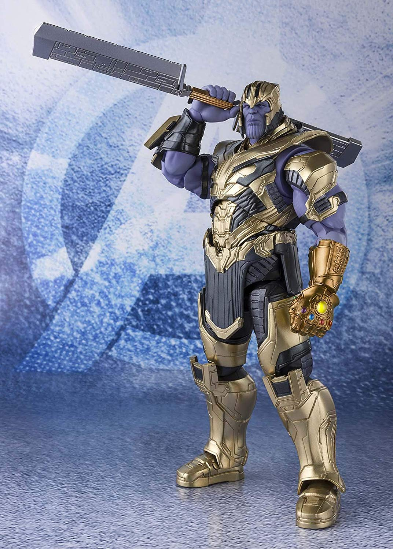 Pre Sale Bandai Tamashii Nations S.H.Figuarts Thanos Avengers Endgame NEW