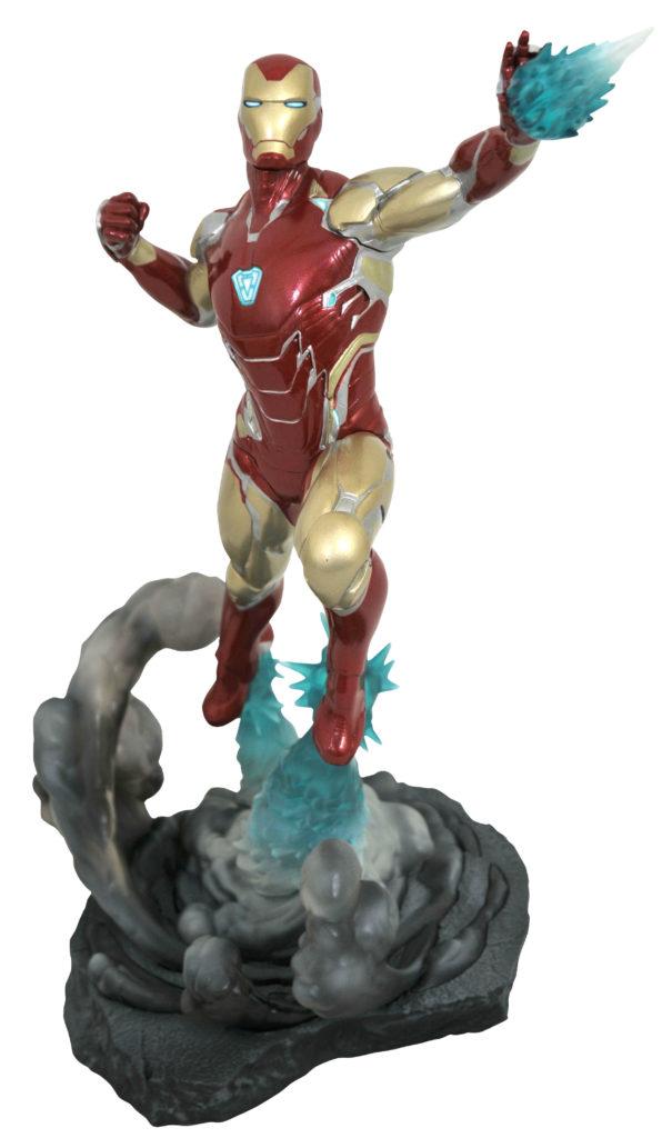 DST Avengers Endgame Marvel Gallery Iron Man PVC Figure Statue Mark 85