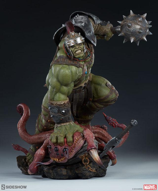 Gladiator Hulk Sideshow Collectibles Statue