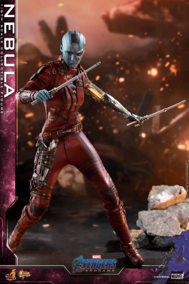 Hot Toys Endgame Nebula Sixth Scale Figure
