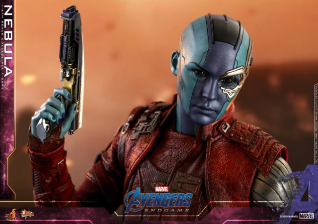 Hot Toys Nebula 12 Inch Figure Guardians of the Galaxy