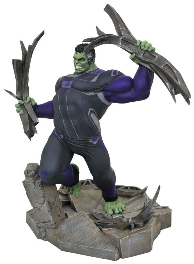 Marvel Gallery Endgame Hulk Figure Deluxe Diamond Select Toys