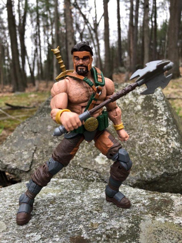 Marvel Legends Hercules Figure Review