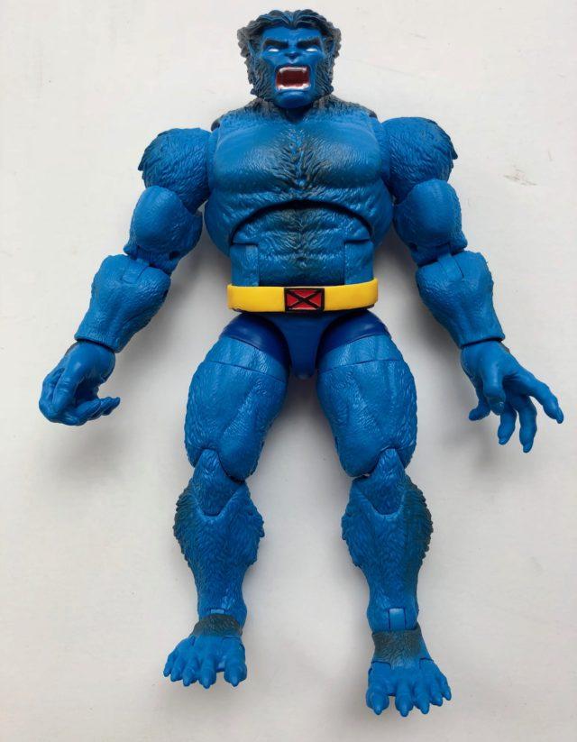Uneven Legs on Hasbro X-Men Beast Legends Figure