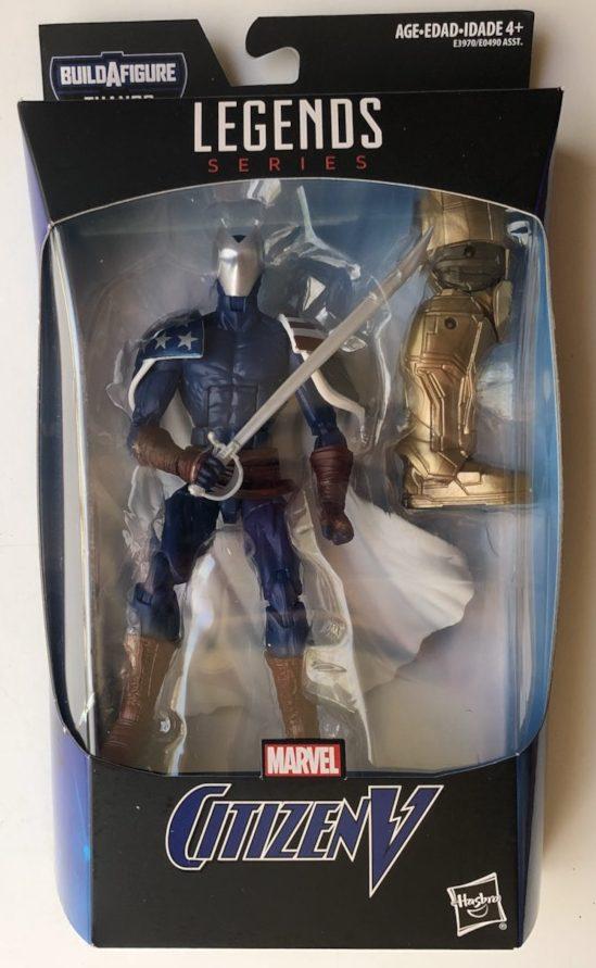 Marvel Legends Ares BAF Casque Pièce