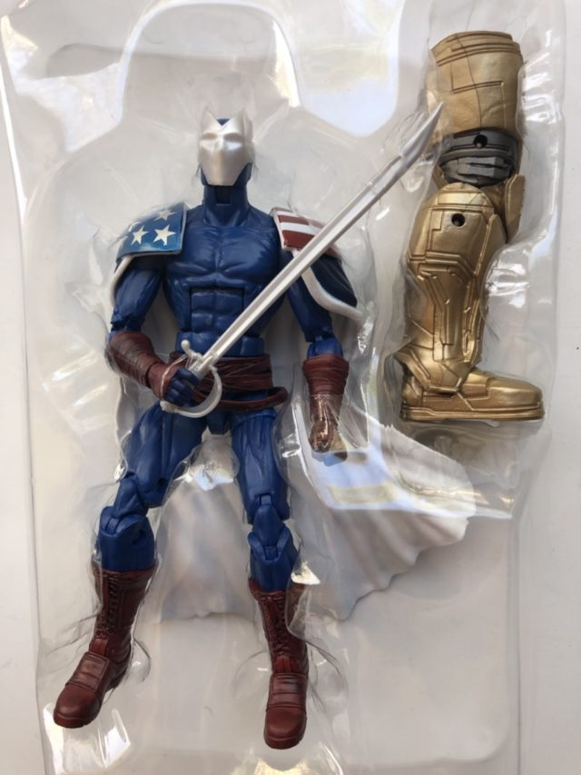 Citizen V Avengers End Game Marvel Legends Figure and Accessories