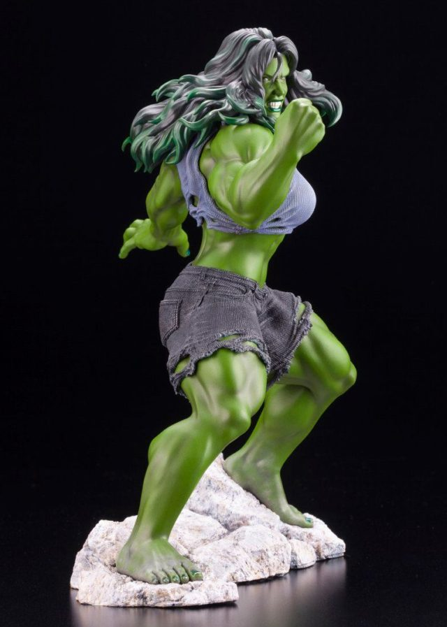 Front View of Koto She-Hulk ARTFX Statue
