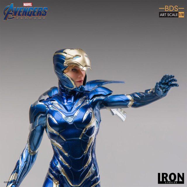 Gwyneth Paltrow Rescue Iron Man Statue BDS Iron Studios