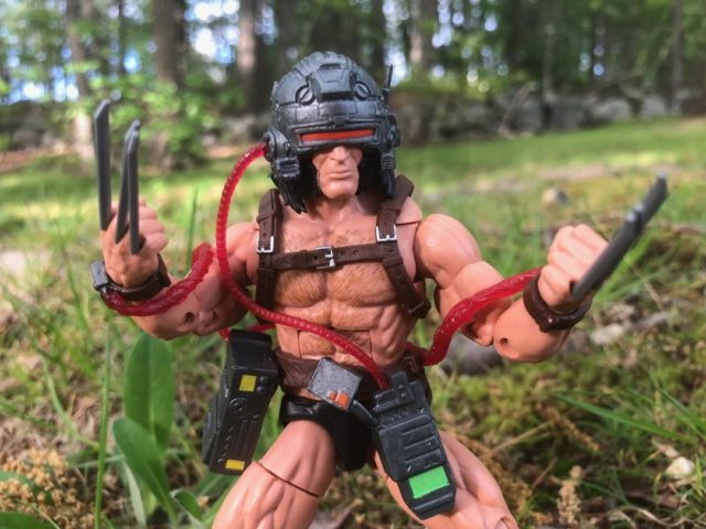 Hasbro Weapon X Wolverine Marvel Legends Figure
