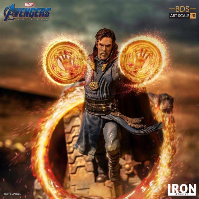 Iron Studios Endgame Doctor Strange Statue