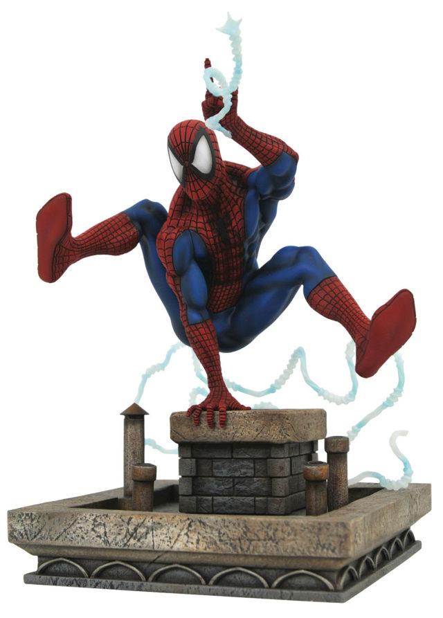 Marvel Gallery 90s Spider-Man Statue