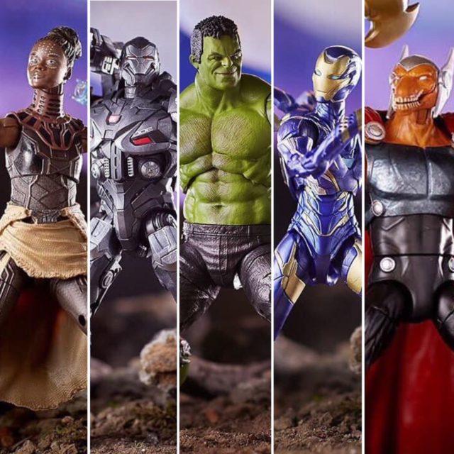 Marvel Legends Avengers Endgame Wave 2 Figures