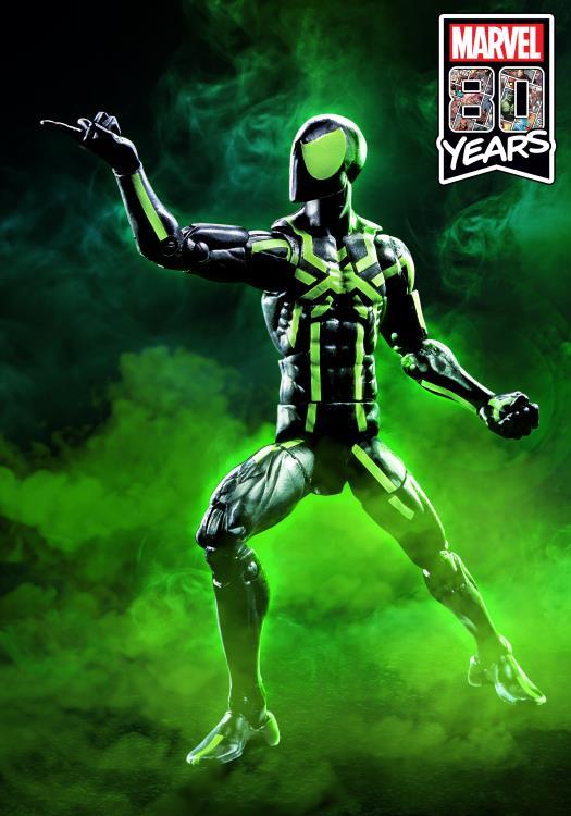 Marvel Legends Big-Time Spider-Man Exclusive Figure