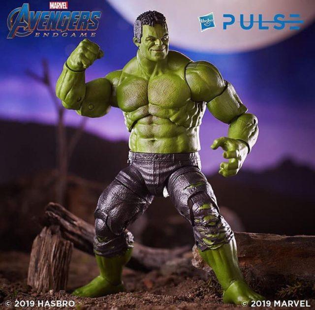 Marvel Legends Endgame Hulk Build-A-Figure