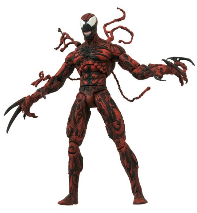 Marvel Select Carnage Figure Official Photo