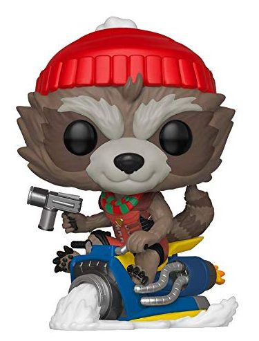 Funko Holiday Rocket Raccoon POP Vinyl