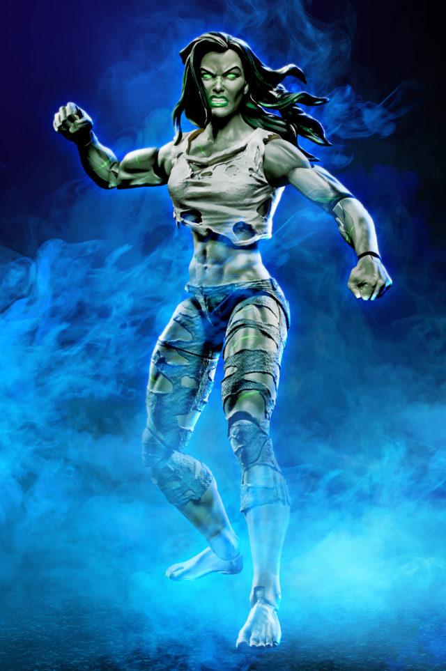 2020 Marvel Legends She Hulk Modern Figure