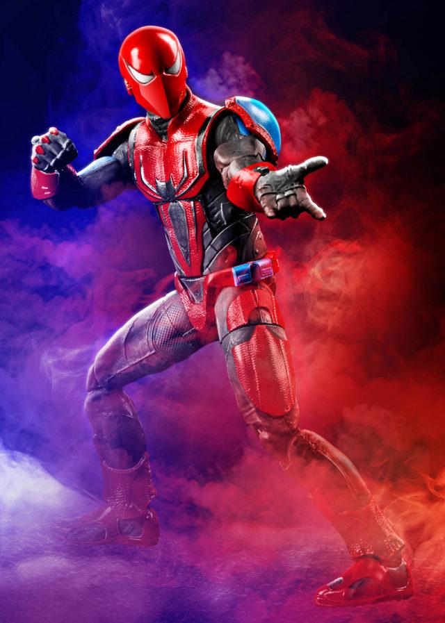 2020 Marvel Legends Spider-Man Spider Armor Mark III