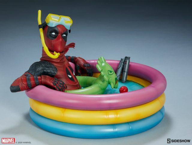 Deadpool Corps Kidpool Statue Sideshow Collectibles PFF