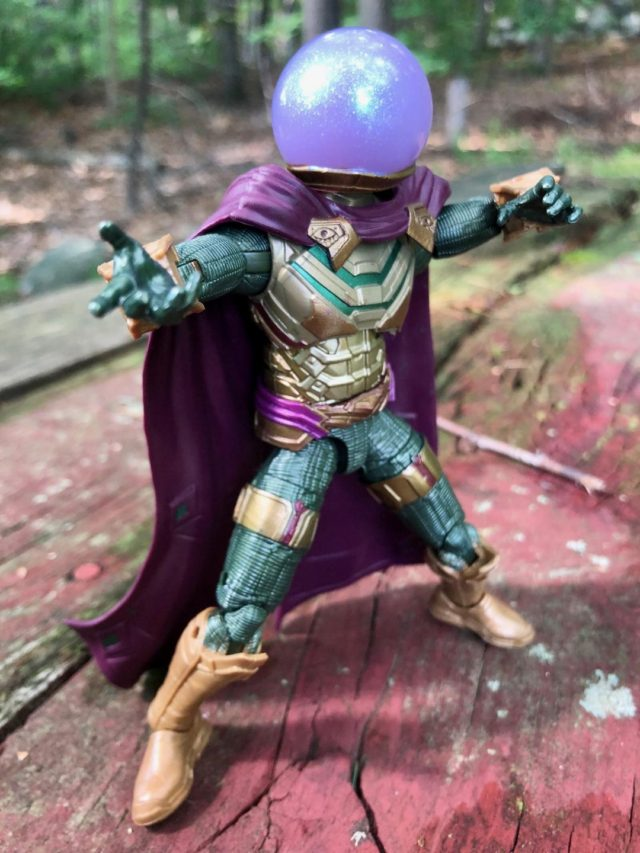 Far From Home Legends Mysterio MCU Figure Review