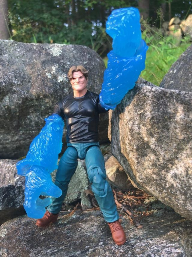 Hasbro Hydro Man Action Figure 2019 Spider-Man Molten Man Series