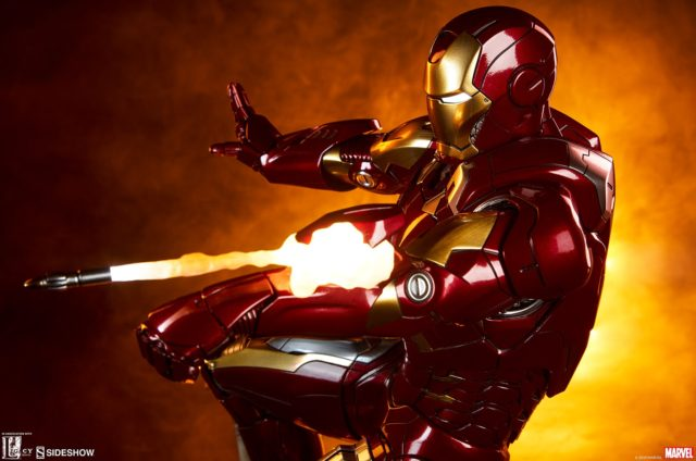 Iron-Man-Mark-7-Maquette-by-Sideshow-Collectibles