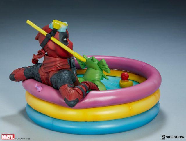 Kid Deadpool Premium Format Figure Statue Sideshow