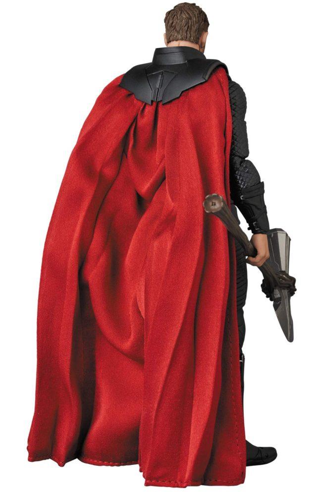 MAFEX Infinity War Thor Cape Soft Goods Fabric