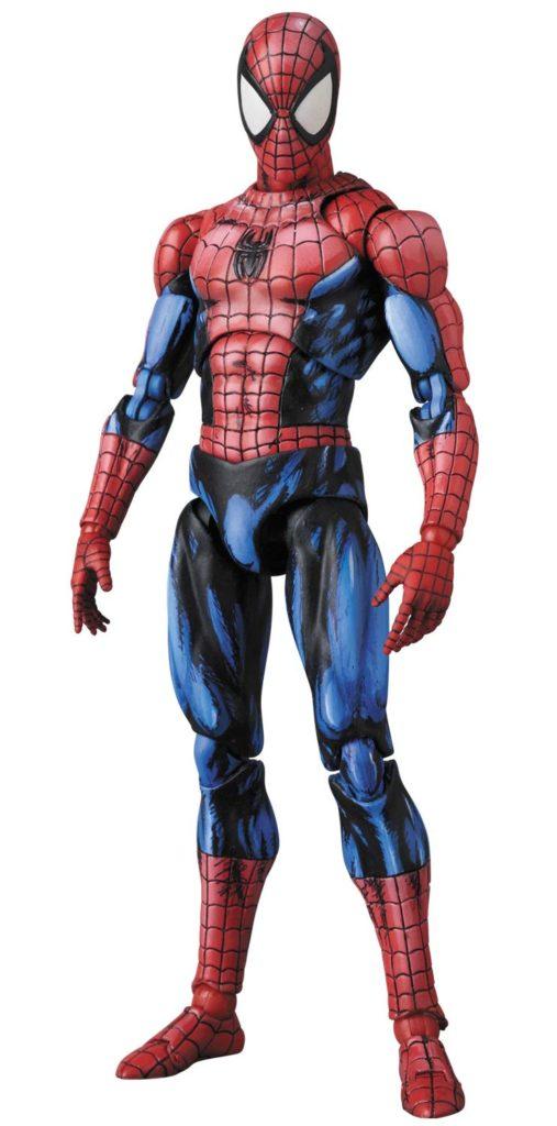 MAFEX Spider-Man Comic Paint Version Figure