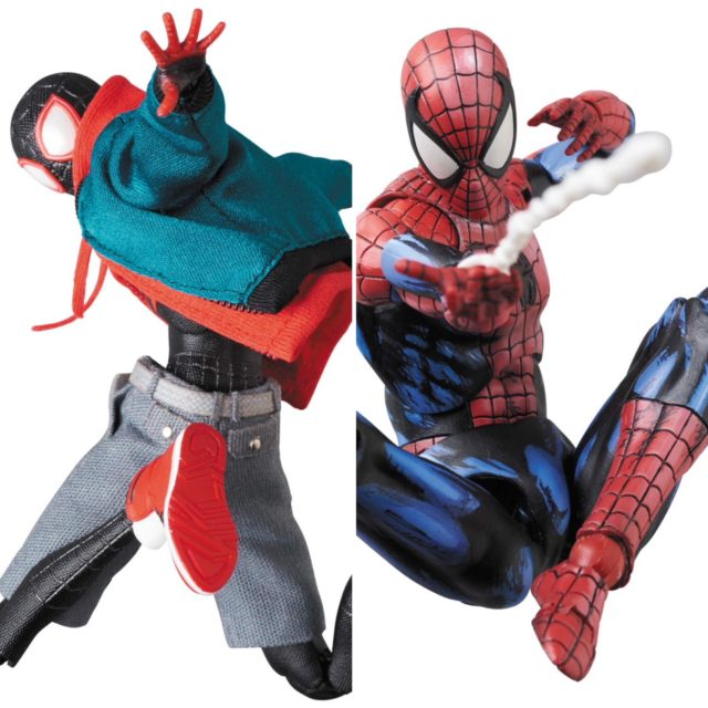 MAFEX Spider-Man Figure Pre-Orders