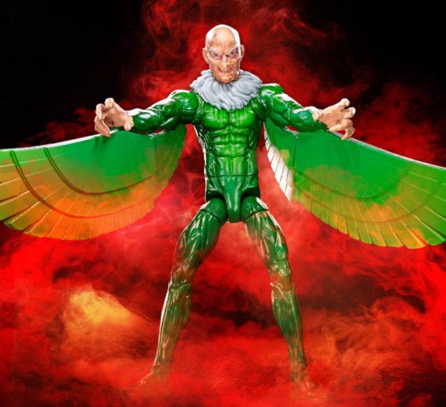 Marvel Legends 2020 Spider-Man Vulture Figure SDCC 2019