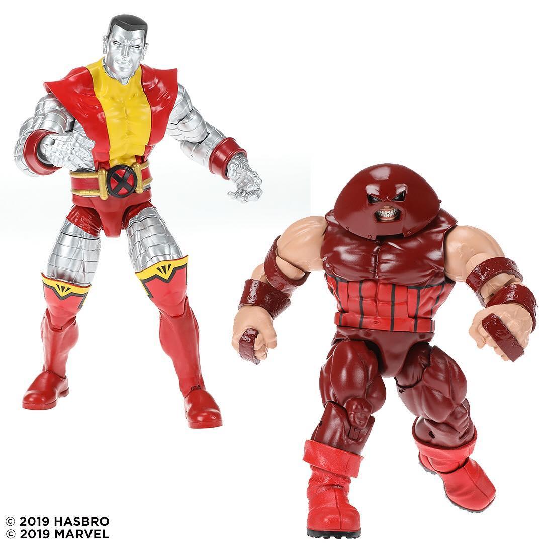 Marvel Legends 80 Years 2 Pack Colossus /& Juggernaut