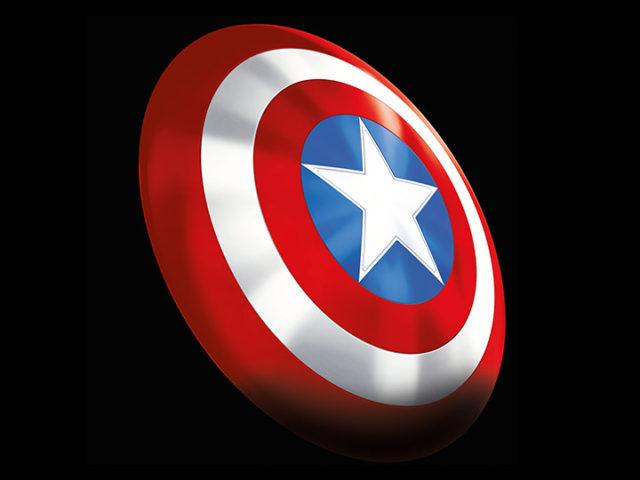 Marvel Legends 80th Anniversary Captain America Shield