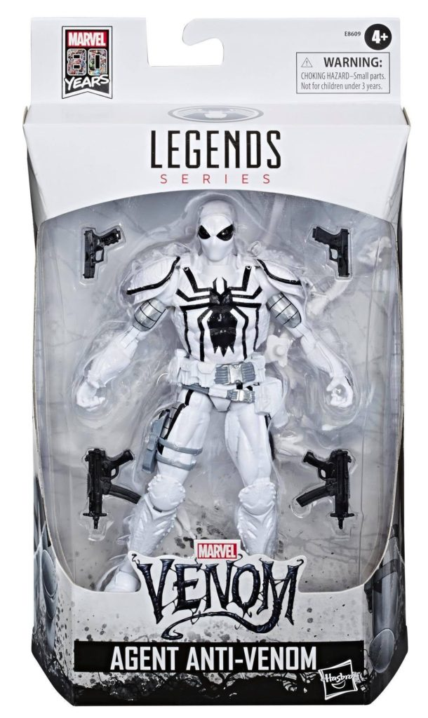 Marvel Legends Anti-Venom Packaged