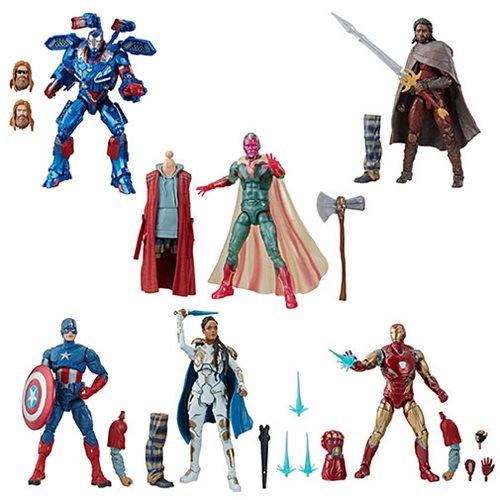 Marvel Legends Avengers Endgame Wave 3 Figures Fat Thor Series