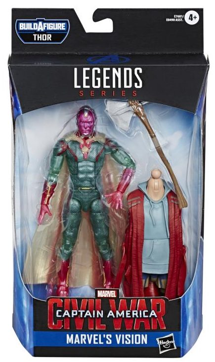 Marvel Legends Avengers End Game wave 3 Armored Thanos BAF Set of 7 In Hand