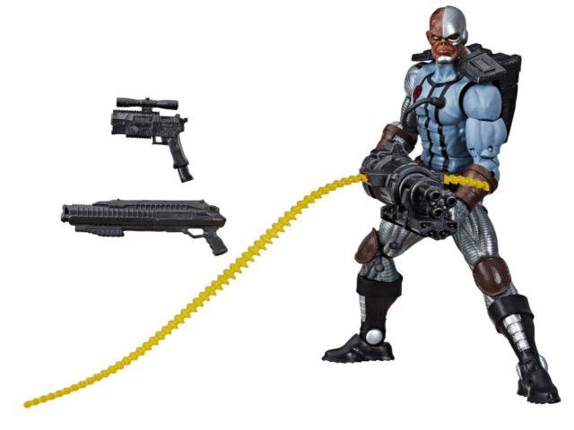 Marvel Legends Exclusive Uncanny X-Force Deathlok Figure