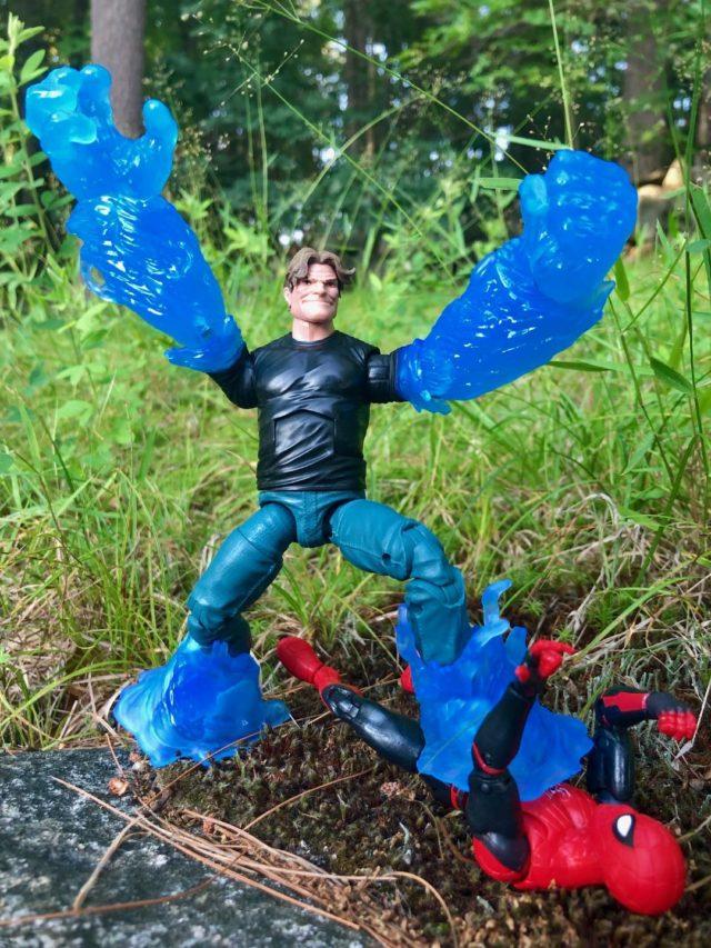 Marvel Legends Molten Man Series Hydro-Man Review