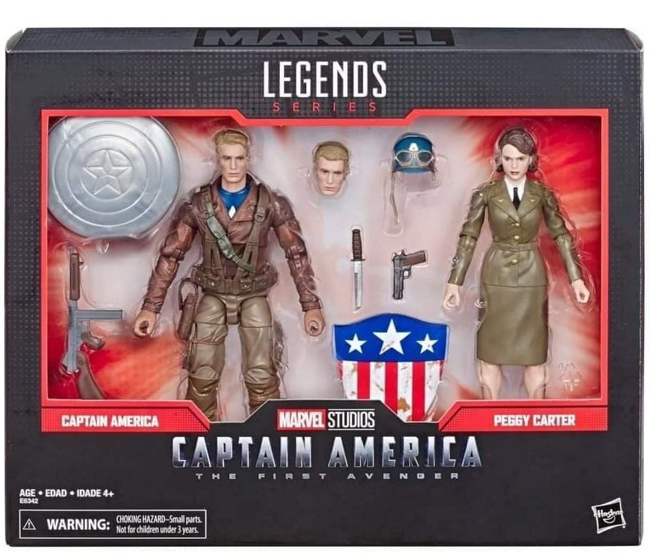 80th Anniversary Marvel Legends Figures Series Up For Order