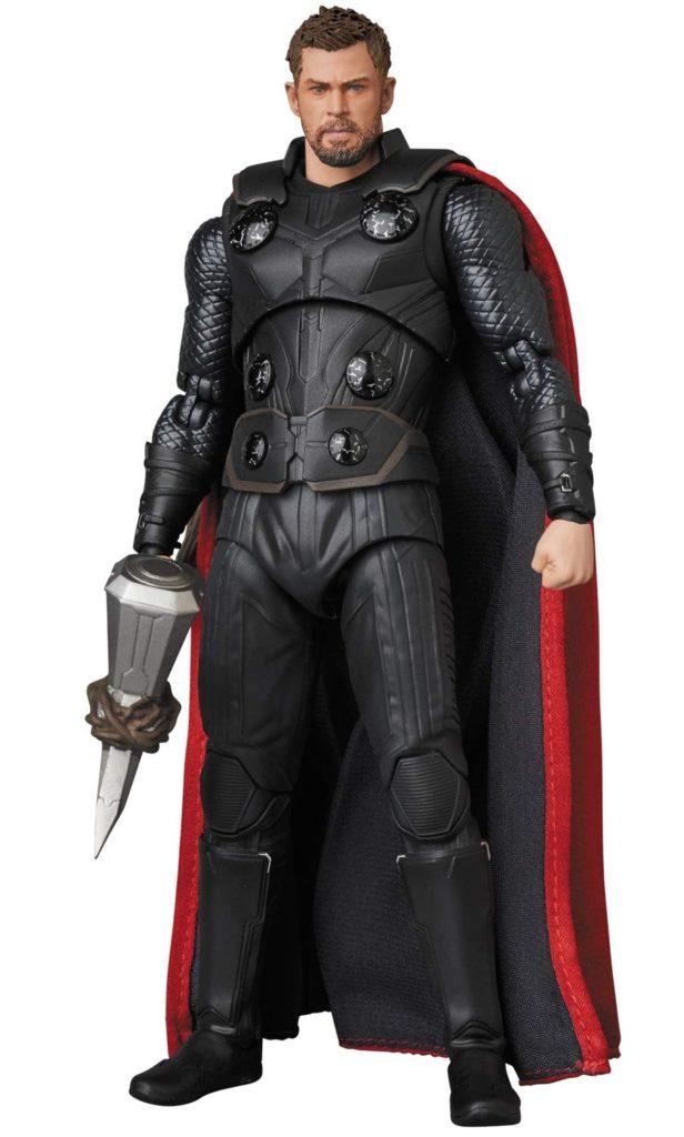 Medicom MAFEX Infinity War Thor Movie Figure
