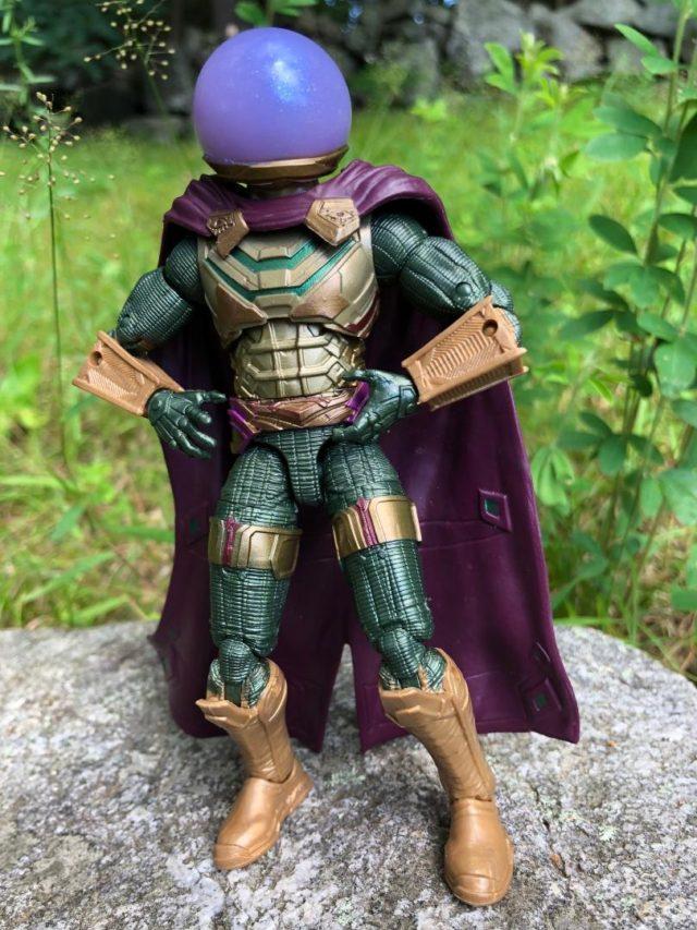 Mysterio Hasbro Marvel Legends 2019 FFH Movie Figure