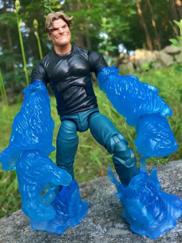 Review Marvel Legends Hydro Man Figure